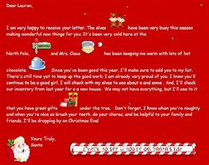 how do i email santa claus a letter 2015 can i send With how to receive a letter from santa in the mail
