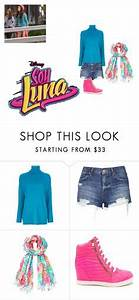 Soy Luna Shop : soy luna ambar by maria look liked on polyvore featuring dolce gabbana new look jolie moi ~ A.2002-acura-tl-radio.info Haus und Dekorationen