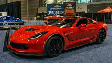 corvettes    chicago auto show lingenfelters blog