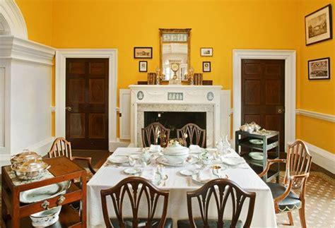 Historic Interior Paint Color Schemes