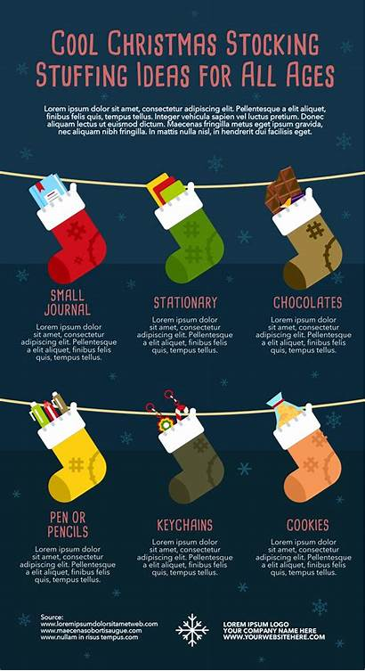 Infographic Template Holiday Gift Templates Edit Customize