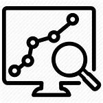 Results Icon Monitor Icons Improvement Engine Seo