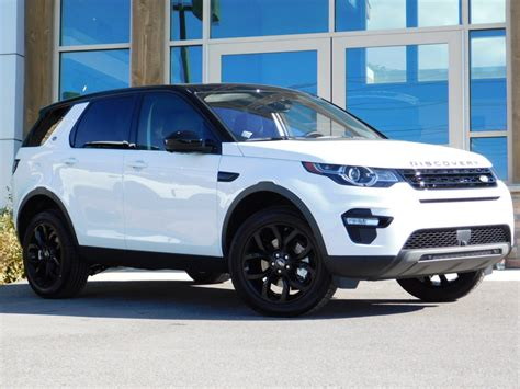 2019 Land Rover Hse by New 2019 Land Rover Discovery Sport Hse 4 Door In