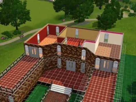 sims 3 loft bauen sims 3 haus bauen und gestalten teil 2