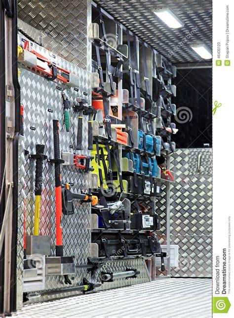 mechanical workshop tools stock photo image