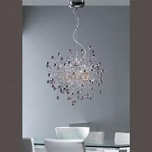 Lustre Pour Chambre : lustre chambre adulte suspension chambre design studioneo ~ Teatrodelosmanantiales.com Idées de Décoration