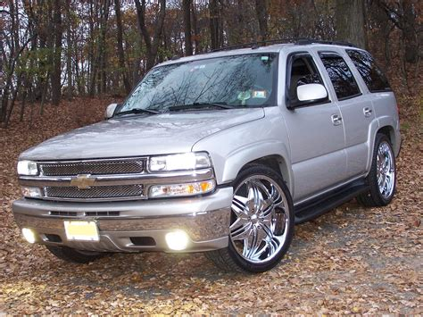 04hoe 2004 Chevrolet Tahoe Specs, Photos, Modification