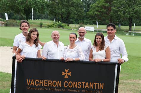 jean louis uzel troph 233 e vacheron constantin luxury golf tour2014