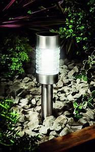 Lampe D Extérieur : lampe solaire d 39 ext rieur led ~ Teatrodelosmanantiales.com Idées de Décoration