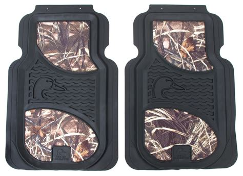 ducks unlimited max 4 floor mats ducks unlimited universal fit vehicle floor mats front