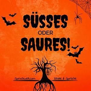 Gruselige Halloween Sprüche : schaurig sch nes halloween s es oder saures gr e feiertagsspr che ~ Frokenaadalensverden.com Haus und Dekorationen