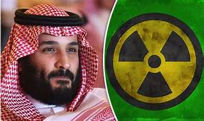 US will not open door to Saudi Arabia building nuclear weapons, top official says…