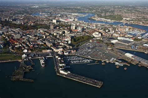 On the waterfront: Southampton is fast becoming the city ...