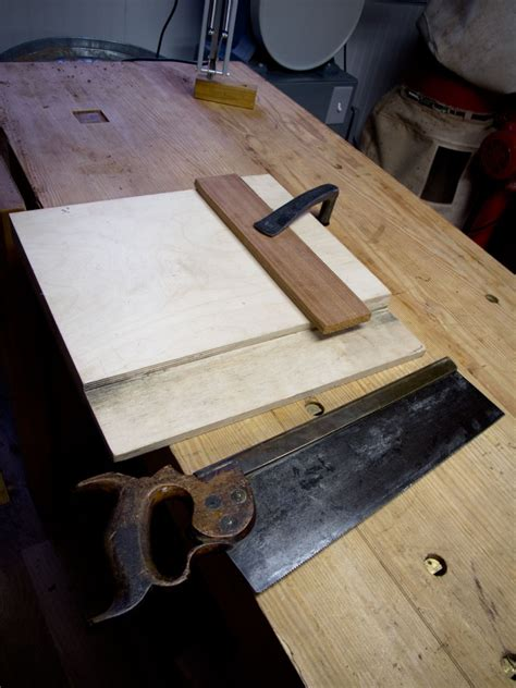 put holes  workbench holdfasts  mans opinion