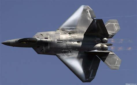 Lockheed Martin F-22 Raptor Wallpapers