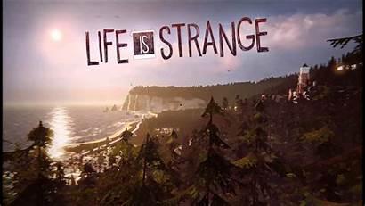Strange Menu Theme Matters Syd Bso Soundtrack