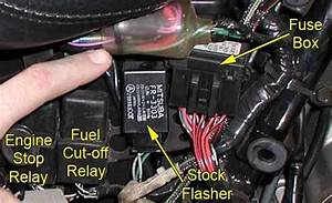 Replacement Flasher  U00ab Bareass Choppers Motorcycle Tech Pages