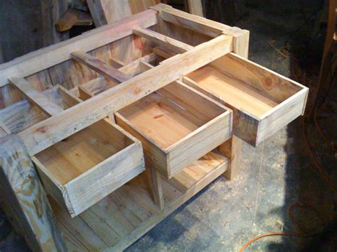 build kitchen island plans building a kitchen island part 4 creating drawer boxes 4959