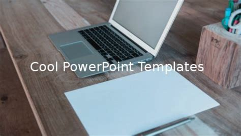 cool powerpoint template    pptx potx