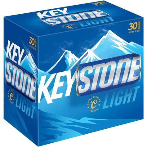 Keystone Light Beer 30Pk | Hy-Vee Aisles Online Grocery ...