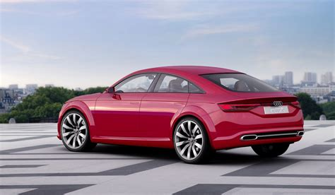 Audis New Tt Sportback Concept Revealed Ahead Of Paris