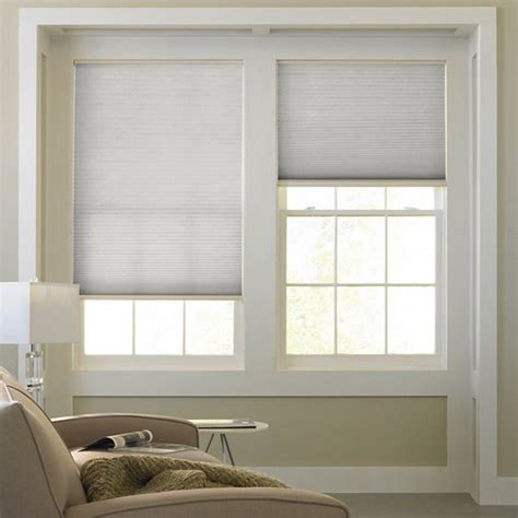 cordless window blinds jcpenney home light filtering cordless cellular shade jcpenney
