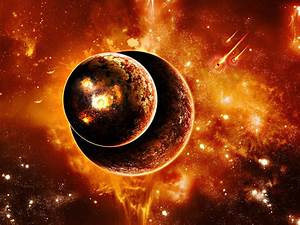 Planets Burning Wallpapers | HD Wallpapers