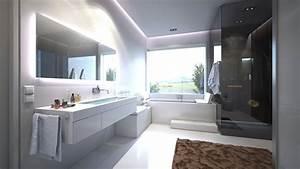 Bad Ideen Bilder : 3d badezimmer ~ Markanthonyermac.com Haus und Dekorationen
