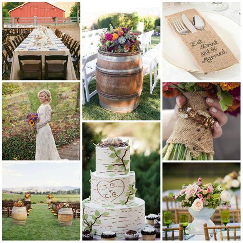 A Few Ideas For Spring Wedding