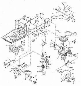 Troybilt Troy Bilt Tractor Parts
