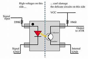 Pin By Dinesvion Dinesvion On Optocoupler Chip  Circuit  Circuits  Ctr  Opto Couplers