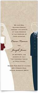for giggles flat tea length wedding invitations With formal military wedding invitations