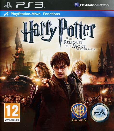 harry potter et les reliques de la mort deuxi 232 me partie sur playstation 3 jeuxvideo