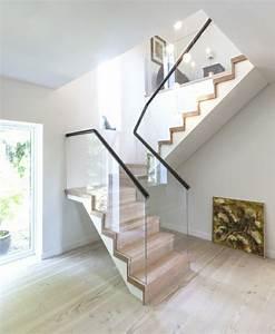 Treppen Teppich Modern : 37 unikale beispiele f r modernes treppen design ~ Watch28wear.com Haus und Dekorationen