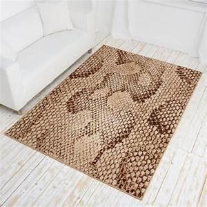 Designer teppich safari line kurzflor teppich mit for Balkon teppich mit safari tapete