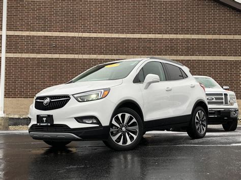 Certified Pre Owned Buick by Certified Pre Owned 2017 Buick Encore Essence Sport