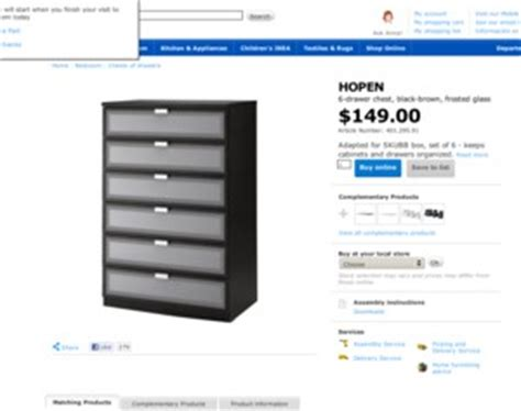 Ikea Hopen 4 Drawer Dresser Assembly by Ikea Hopen 6 Drawer Chest Ikea