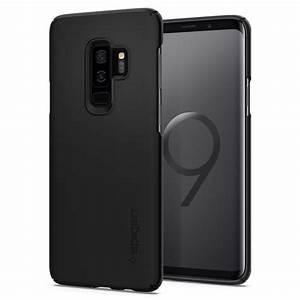 Samsung Galaxy S9 Kosten : spigen sgp thin fit hoesje voor samsung galaxy s9 plus zwart ~ Jslefanu.com Haus und Dekorationen