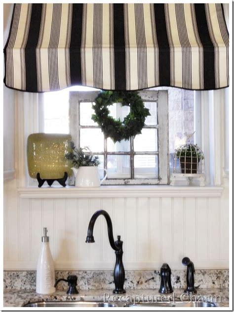 ways  dress   kitchen window