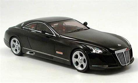 Maybach Exelero Concept Car Schuco Diecast Model Car 1/43