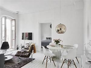 Apartment Einrichten Ideen : einladendes wohnzimmer in wei einrichten 80 tolle ideen ~ Markanthonyermac.com Haus und Dekorationen
