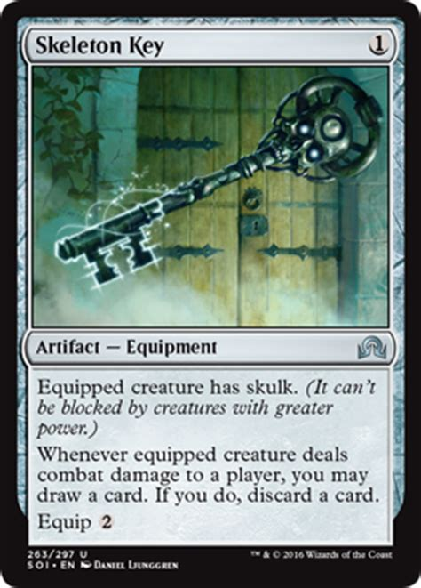 skeleton key from shadows over innistrad spoiler