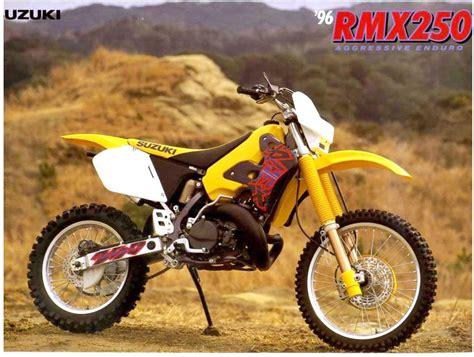 Suzuki Rmx 250 by Suzuki Rmx250 Brochures