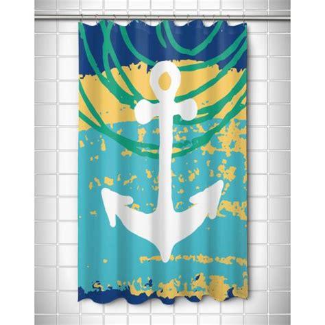 anchor shower curtain island bimini anchor shower curtain
