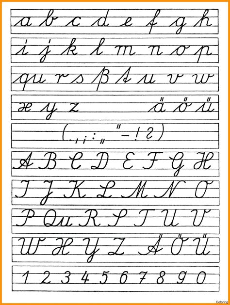Just click on the letters below to. Practice Tracing Cursive Letters | TracingLettersWorksheets.com