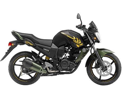 Yamaha Image by Yamaha Fz 16 Limited Edition