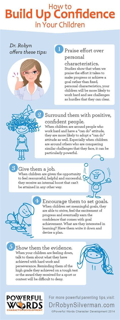 how to build up confidence in your children powerfulwords 325 | 0523793989af8e9993d5b1fea44c35fd