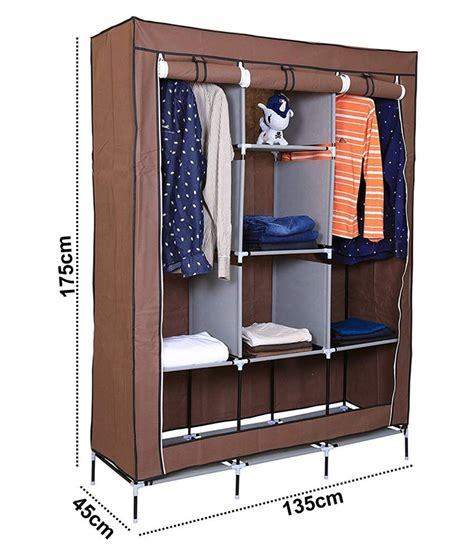 Cloth Cupboard Price by Fancy Portable Fabric Collapsible Foldable Clothes