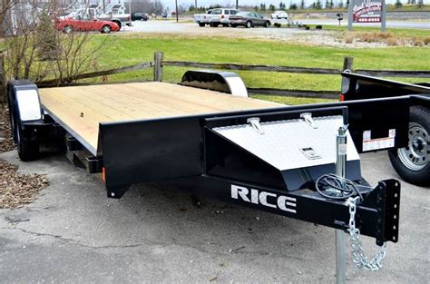 Rice Trailers Trailerman Trailers Doolittle Trailers For