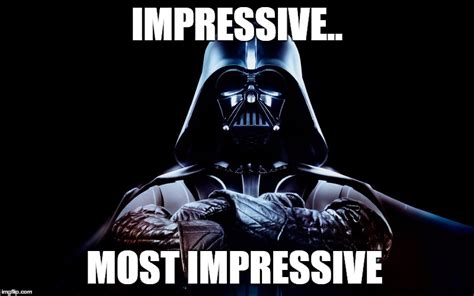 Impressive Meme - the dark side imgflip
